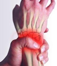 RSI-symptoms
