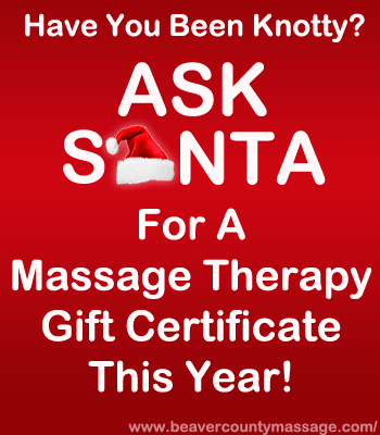Russ Medical and Sport Massage Clinic: Massage Therapy Christmas ...